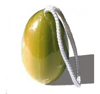 Apple Soap-On-A-Rope