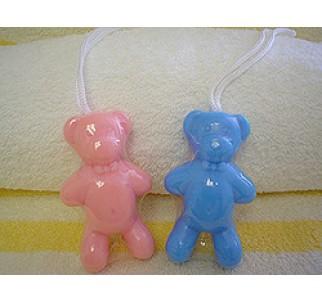 Teddy Bear Soap-On-A-Rope PB