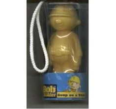 Bob The Builder Soap-On-A-Rope