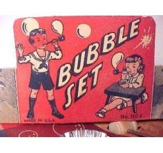 Bubble Soap Set