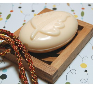 Cinnamon Spice Soap-On-A-Rope
