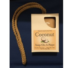 Coconut Soap-On-A-Rope