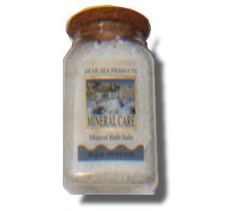 Dead Sea Mineral Bath Salts