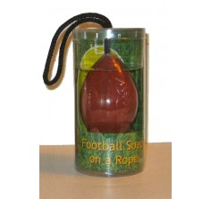 Football Soap-On-A-Rope (case of 48)