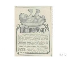 Harfina Soap Print Ad