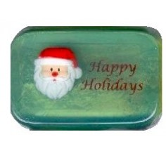 Christmas Holiday Soap
