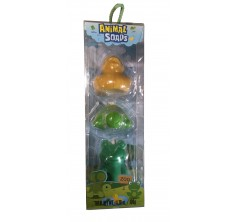 Lake Creatures Soap-On-A-Rope Assortment