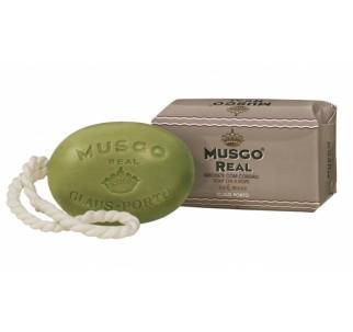 Musgo Oak Moss Soap-On-A-Rope