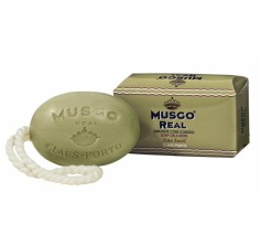 Musgo Lime Basil Soap-On-A-Rope