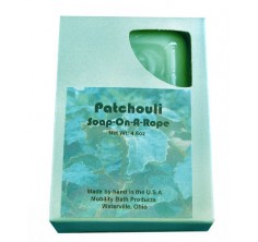 Patchouli Soap-On-A-Rope