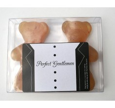 Perfect Gentlemen Bear Soaps