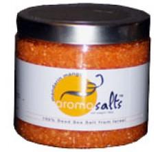 Aromasalts Dead Sea Salts - Mandarin Mango