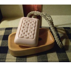 Sandalwood Soap-On-A-Rope