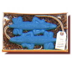 Alligator Soap-On-A-Rope