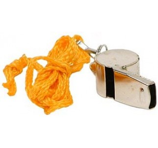 Coleman Whistle On-A-Rope